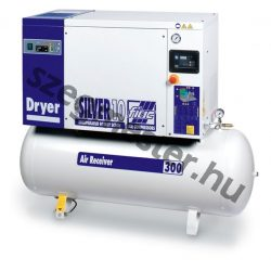 NEW SILVER D 10/300 (10 bár) kompresszor