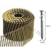 21/30 FR körtáras gépi szeg - gyűrűs, lapos (14.700 db)