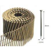 21/45 FC-C körtáras gépi szeg - szalámi végű (12.600 db)