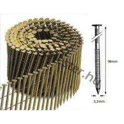 30/98 FR körtáras gépi szeg - gyűrűs, lapos (3000 db)