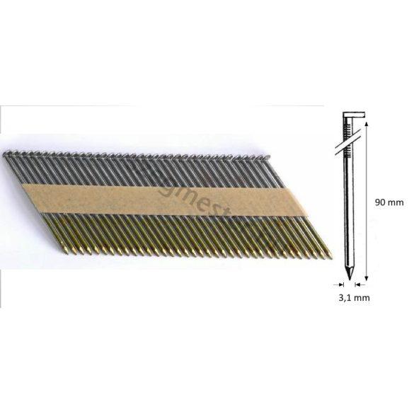 31/90 SIMA síktáras gépi szeg 34° (3000 db)