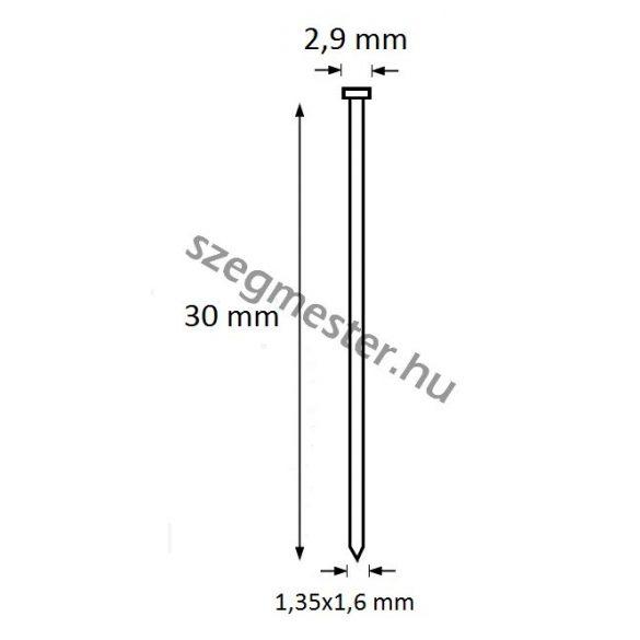 TIP szeg 30mm (5000db)