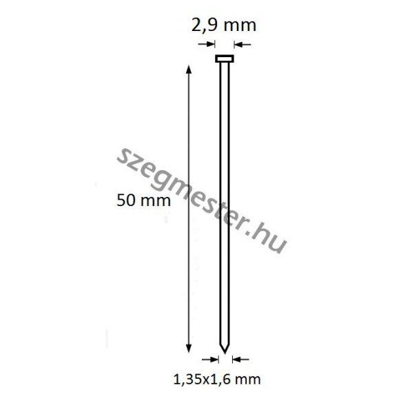 TIP szeg 50mm 20° (2.500db) DeWalt