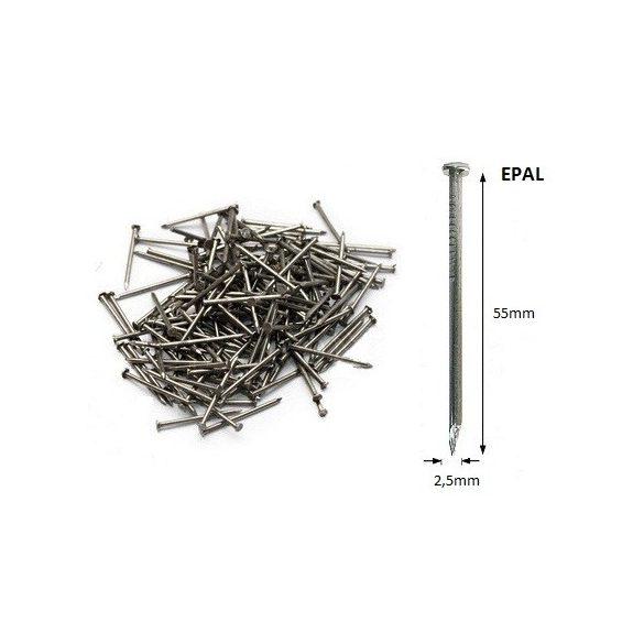 25/55 ömlesztett-huzalszeg,  EPAL (20kg)