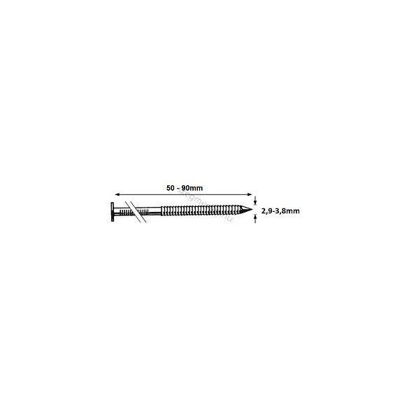 EVERWIN FSN2283AD síktáras szegező (21°)
