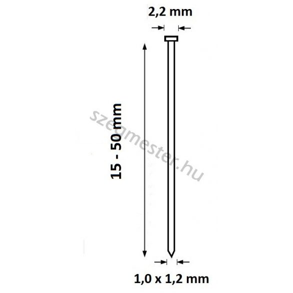 MORE PF1850C 2IN1 kapcsozó & Tipin szegező