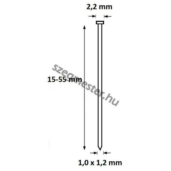 MAX NF255F/18 Ti-Pin szegező