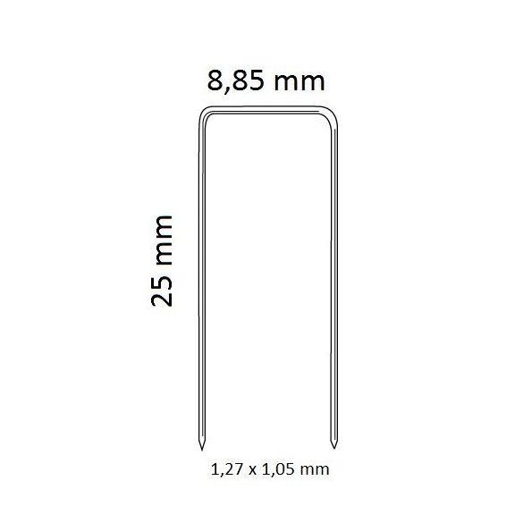 kapocs 92/25 (7.800 db)