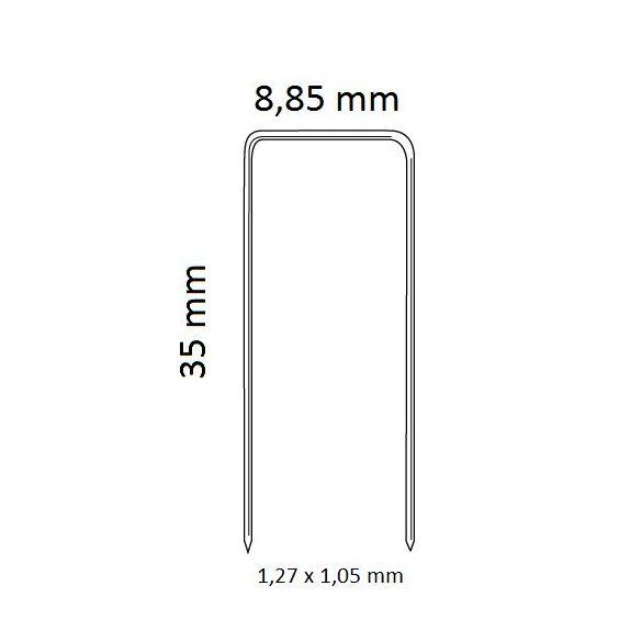 kapocs 92/35 (5.200 db)