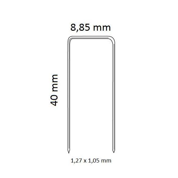 kapocs 92/40 (4.200 db)