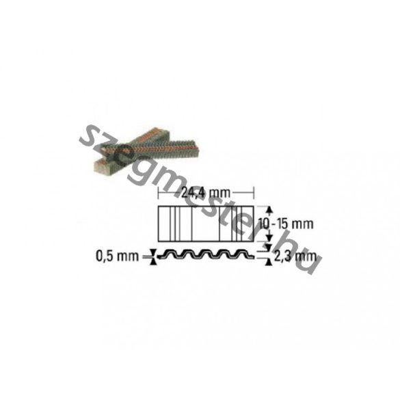 BOSTITCH CF15-1-E hullámkapocs belövő