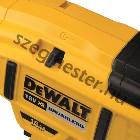 DeWALT DCN681D2 AKKUS tűzőgép