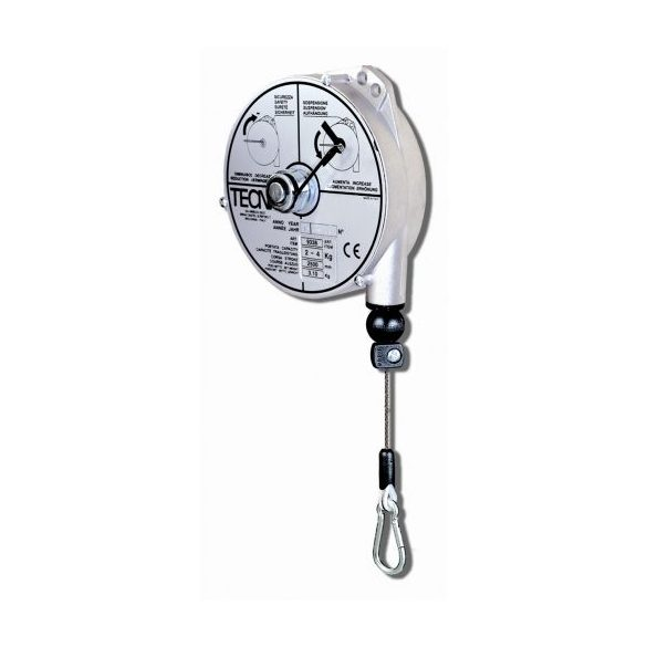 Súlykiegyenlítő balanszer 4-6 kg