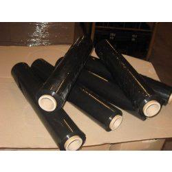 Ipari csomagolófólia - fekete
