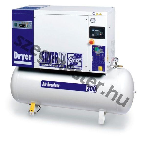 NEW SILVER D 7,5/300 (10 bár) kompresszor