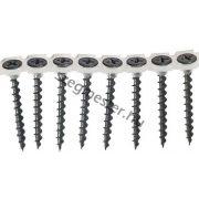 Tárazott gipszkarton csavar 3,9x25mm - fához (1000db)