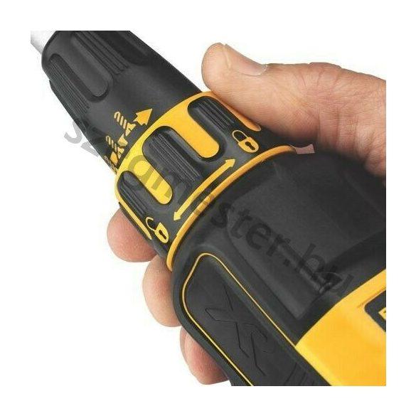 DeWALT DCF620D2K akkus gipszkarton csavarozó + adagoló előtét