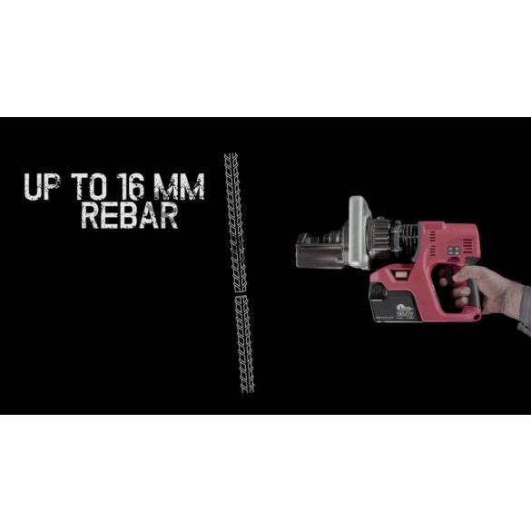 MAX Rebar cutter PJRC160 (betonvas vágó)