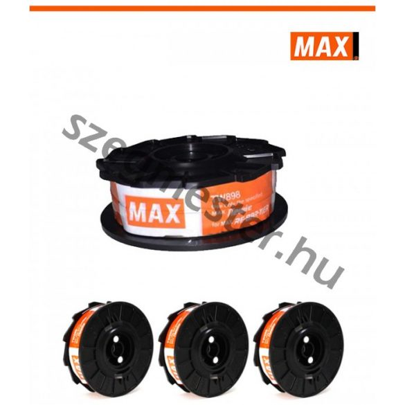 MAX TW898 Betonvas kötöző huzal - 0,8mm