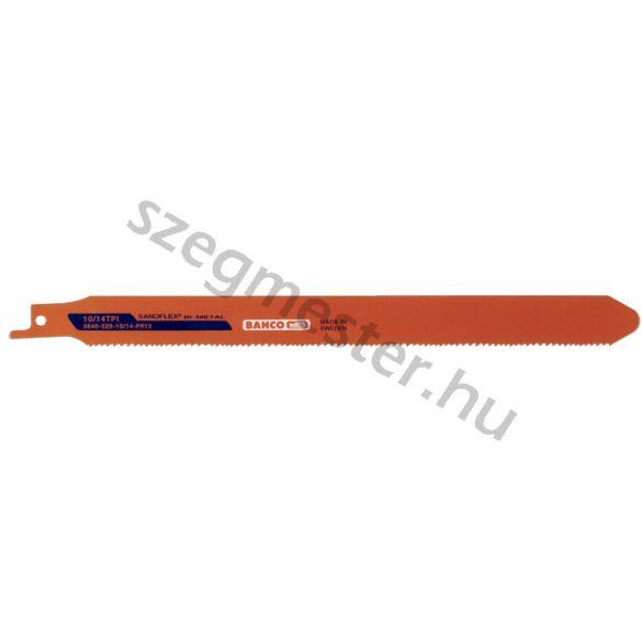 BAHCO Raklapbontó orrfűrészlap, Sandflex® Bi-metal, 228mm