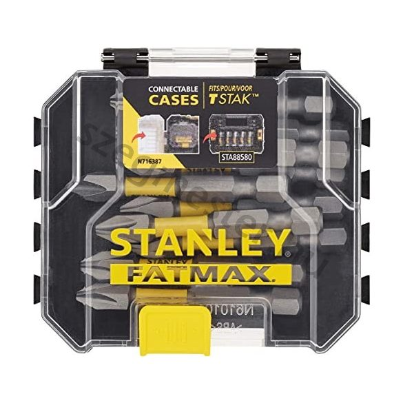 Stanley FatMax BITFEJ PH2 TORZIÓS 50MM (10 DB)