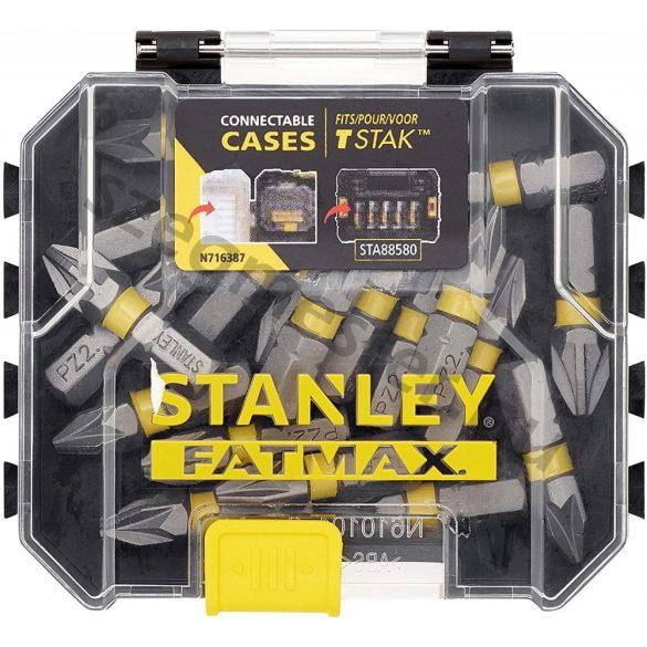 Stanley FatMax BITFEJ PZ2 TORZIÓS 25MM (20 DB)