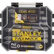 Stanley FatMax BITFEJ PZ2 TORZIÓS 50MM (10 DB)