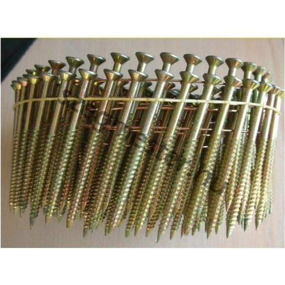 Tárazott csavar 2,8x80mm TX20 (225 db/tekercs)